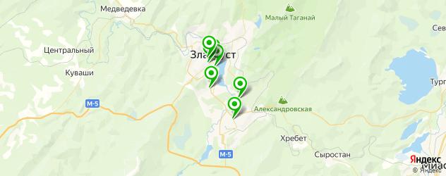 диагностические центры на карте Златоуста