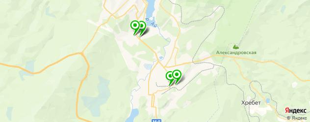 автосалоны на карте Златоуста
