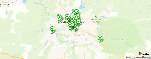 кафе для свадьбы на карте Первоуральска