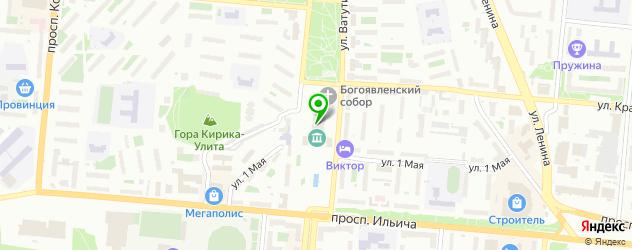 модельные агентства на карте Первоуральска