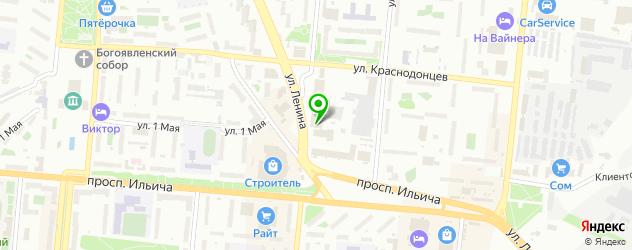 автосалоны на карте Первоуральска