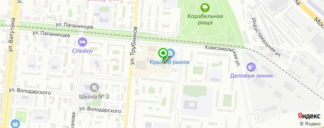 часовые мастерские на карте Первоуральска