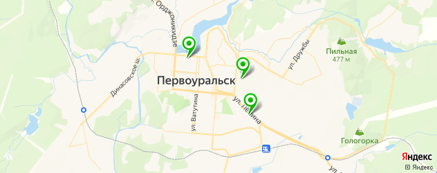 СПА салон на карте Первоуральска