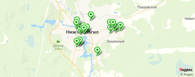 ювелирные мастерские на карте Нижнего Тагила