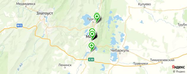 ювелирные мастерские на карте Миасса
