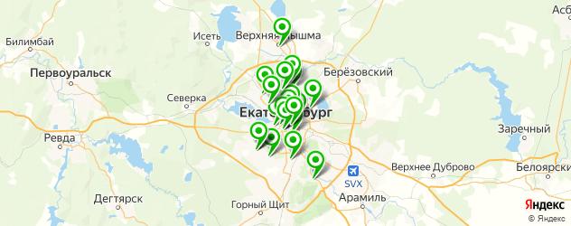 чизкейк на заказ на карте Екатеринбурга