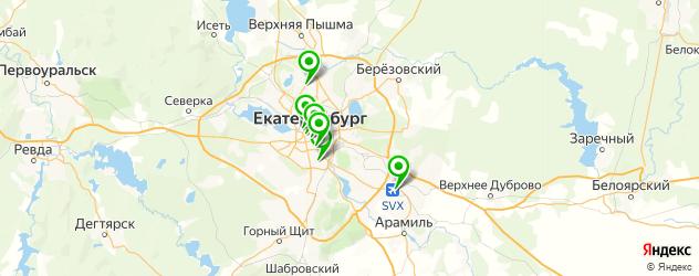 ремонт Xbox One на карте Екатеринбурга