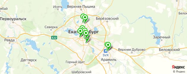 ремонт ps2 на карте Екатеринбурга