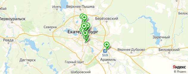 ремонт электронных книг на карте Екатеринбурга