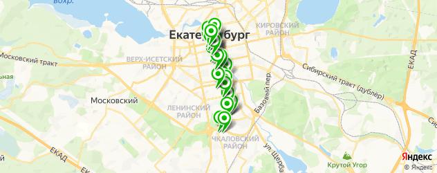сервисные центры на карте улицы 8 Марта