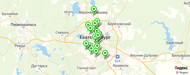 печенье на заказ на карте Екатеринбурга