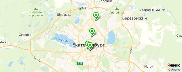 заточка машинок для стрижки волос на карте Екатеринбурга