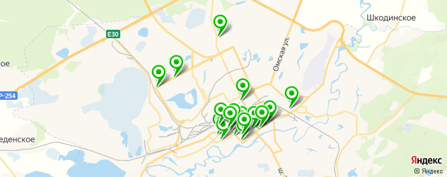 ювелирные мастерские на карте Кургана