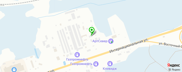 картинные галереи на карте Нижневартовска