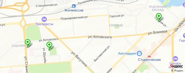 анализы на гепатит на карте Ленинского района