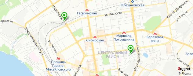 ремонт eberspacher на карте метро Сибирская