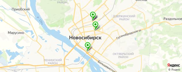 автошколы на карте Ипподромской улицы