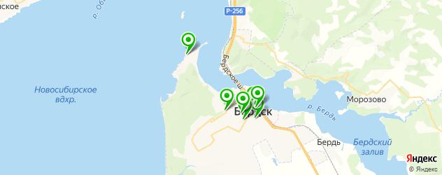 СПА салон на карте Бердска