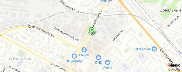 сервисные центры Самсунг на карте Бердска