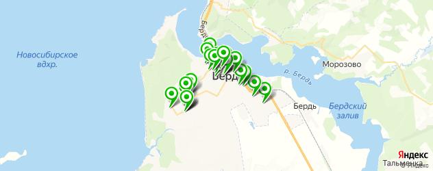 мебельные мастерские на карте Бердска