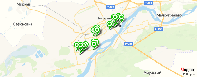 ювелирные мастерские на карте Бийска