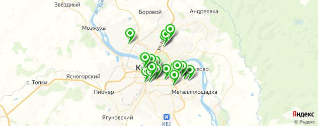 печать фотокниги на карте Кемерово