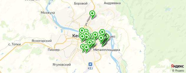 пирсинги салон на карте Кемерово