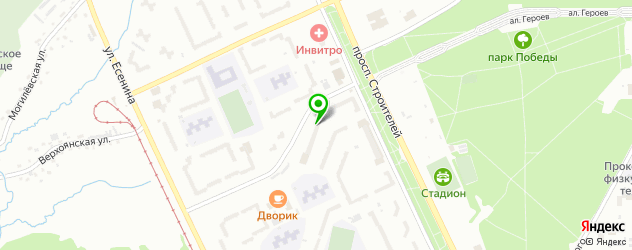 итальянские рестораны на карте Прокопьевска