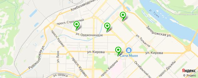 модельные агентства на карте Новокузнецка