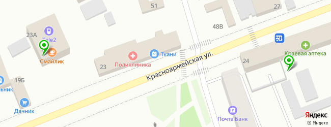 где купить косметику на карте Михайловки
