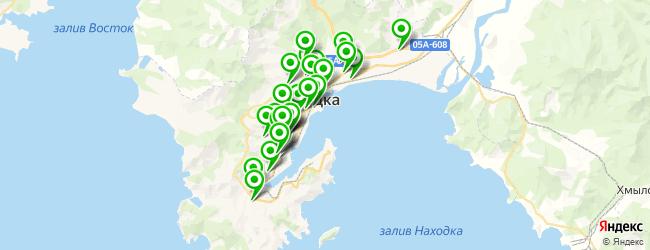 типография на карте Находки
