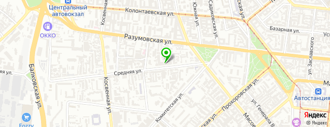 Торгово-сервисный центр BMW-Парк — схема проезда на карте