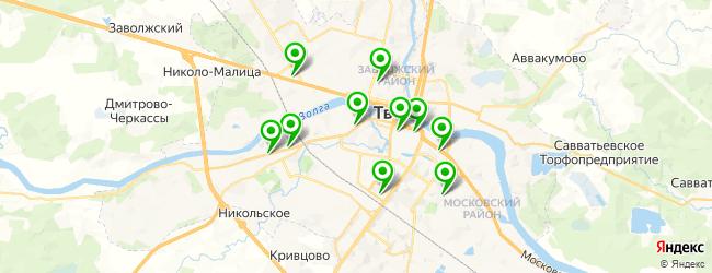 диагностический центр на карте Твери
