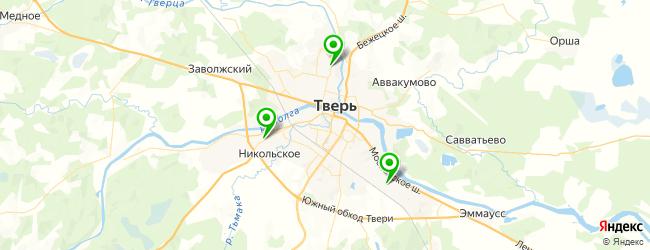 металлоремонт на карте Твери