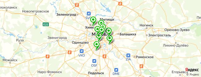 Конные клубы москвы на карте москвы вакансии охрана ночной клуб москва