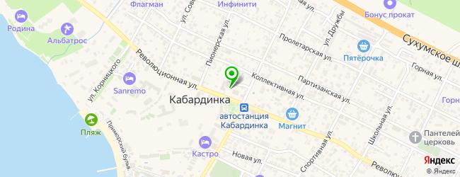 Юго-Западный банк Сбербанка России — схема проезда на карте