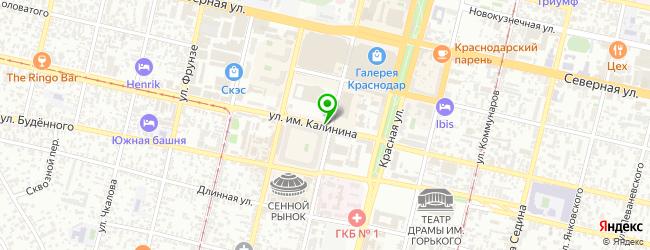 Экспресс-кофейня DIM COFFEE — схема проезда на карте