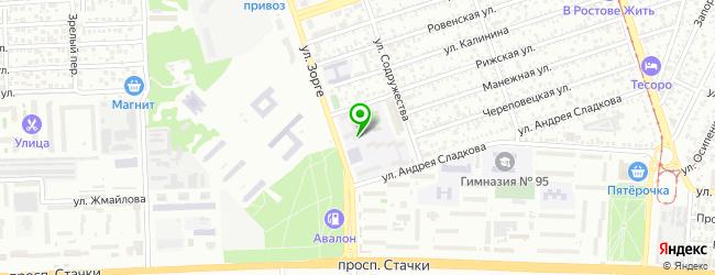 Общежитие, ПИ ЮФУ - Ростов-на-Дону и Ростовская область