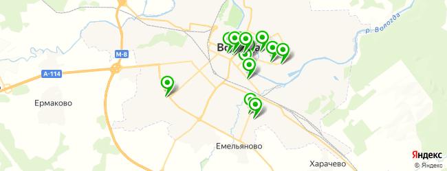 фотоцентр на карте Вологды