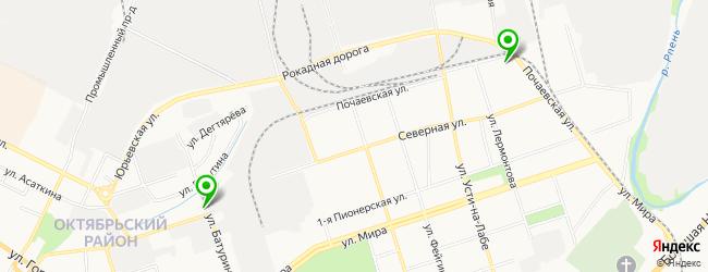 студия аэрографии на карте Владимира