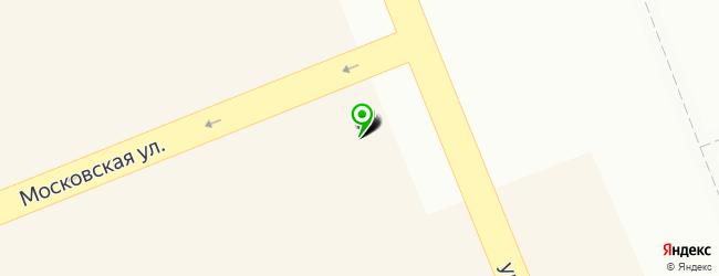 суши-бар на карте Мурома