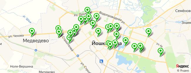 центр раннего развития на карте Йошкар-Олы