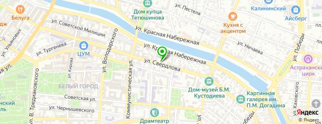 Ремонтная мастерская Последний шанс — схема проезда на карте