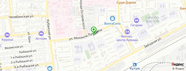 Кафе Манила — схема проезда на карте