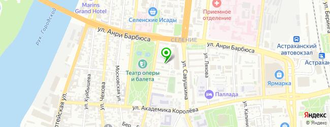Торгово-сервисный центр Россервис — схема проезда на карте