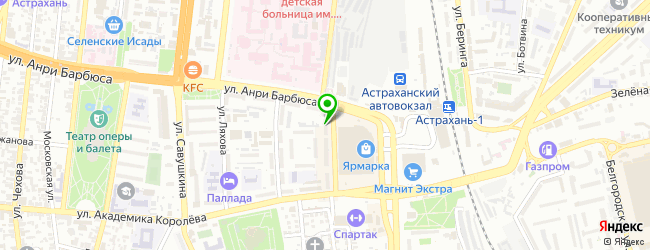 Торгово-сервисный центр АТЛ Сервис Плюс — схема проезда на карте