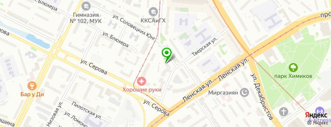 Торгово-сервисная компания ДЕА сервис — схема проезда на карте