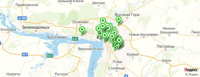 где купить лотерейные билеты на карте Казани
