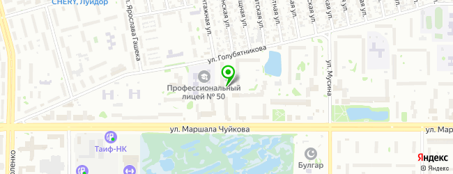 Компания информационных технологий АйТи-Сервис — схема проезда на карте