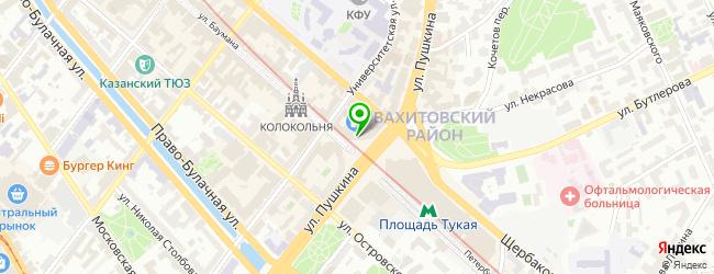 Цифровые фотоуслуги — схема проезда на карте
